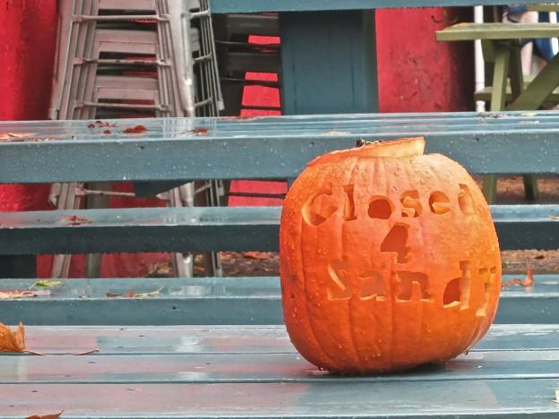 Sandy Pumpkin