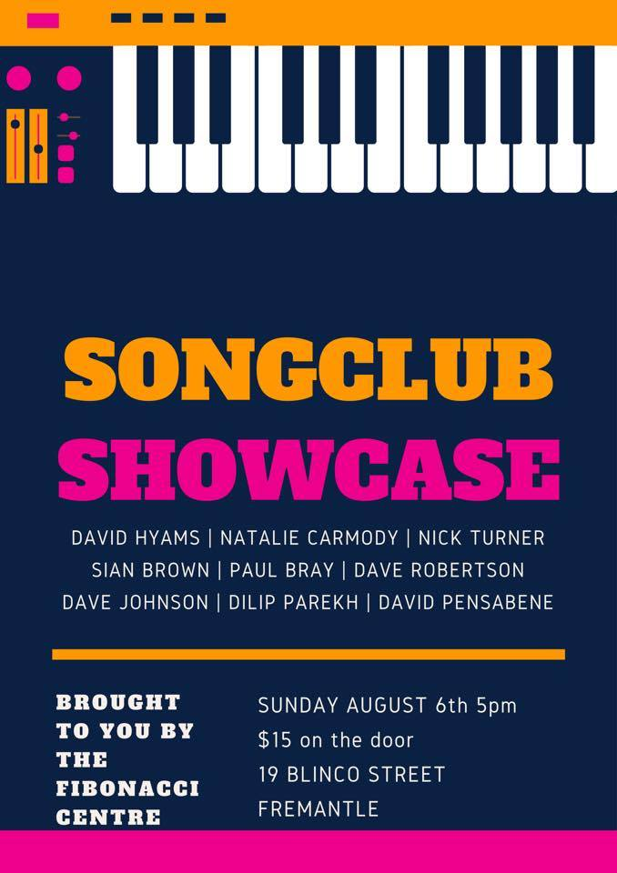 Song Club Showcase