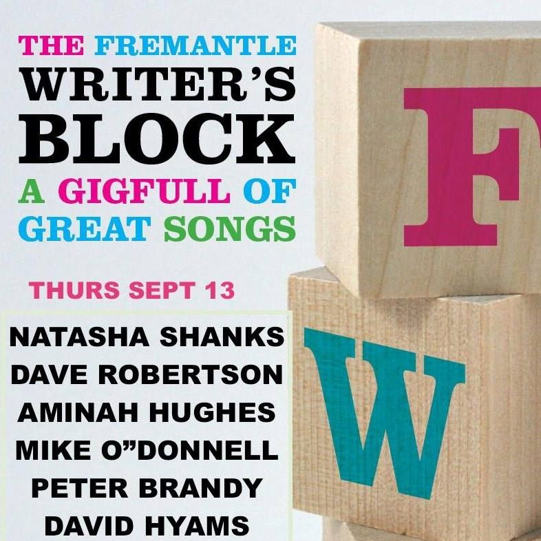 Writer's Block at Clancy's Freo