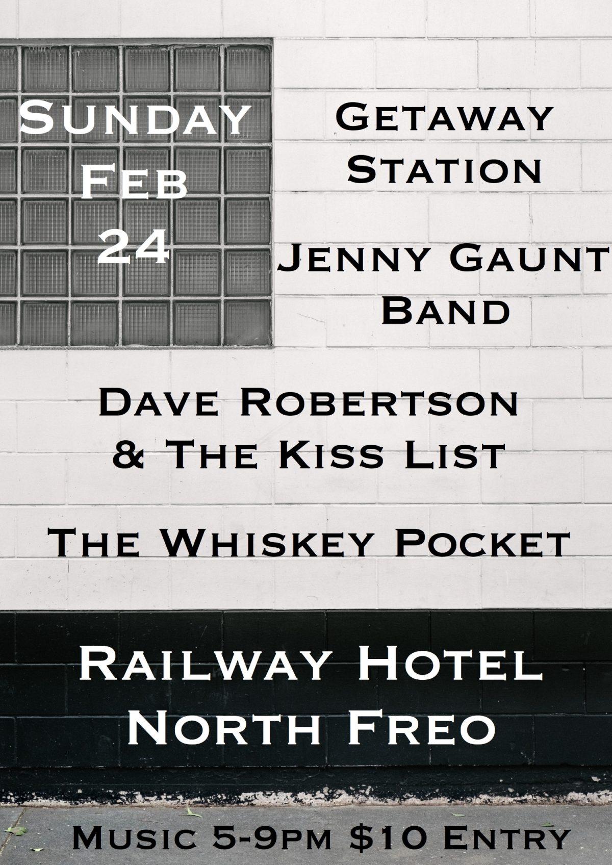 Railway Hotel Show