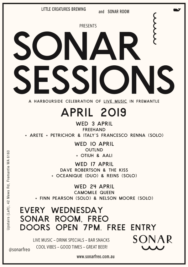 Sonar Sessions