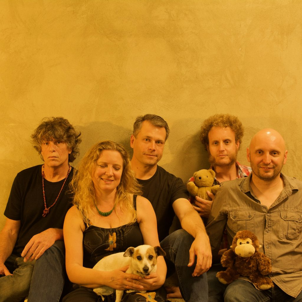 Photo of the band